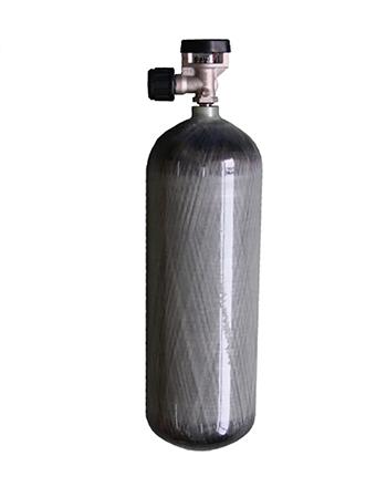 Spare air cylinder