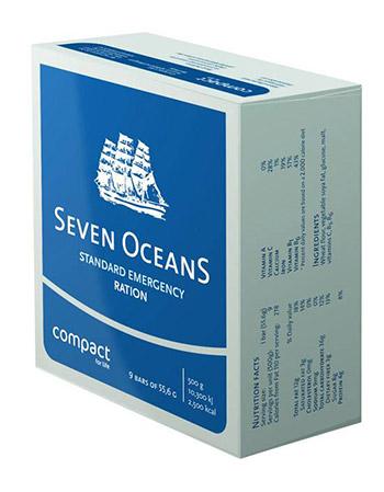 Seven Oceans Emergency Food Ration